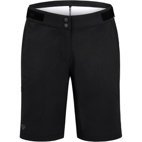 Ziener Nivia X-Function Shorts Women, black